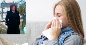 калинка лечение на кашлица с билки