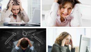как да се справим с нервното напрежение