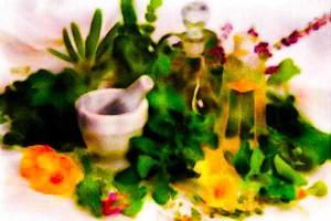 отслабване с билки