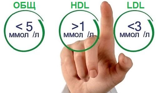 HDL холестерол